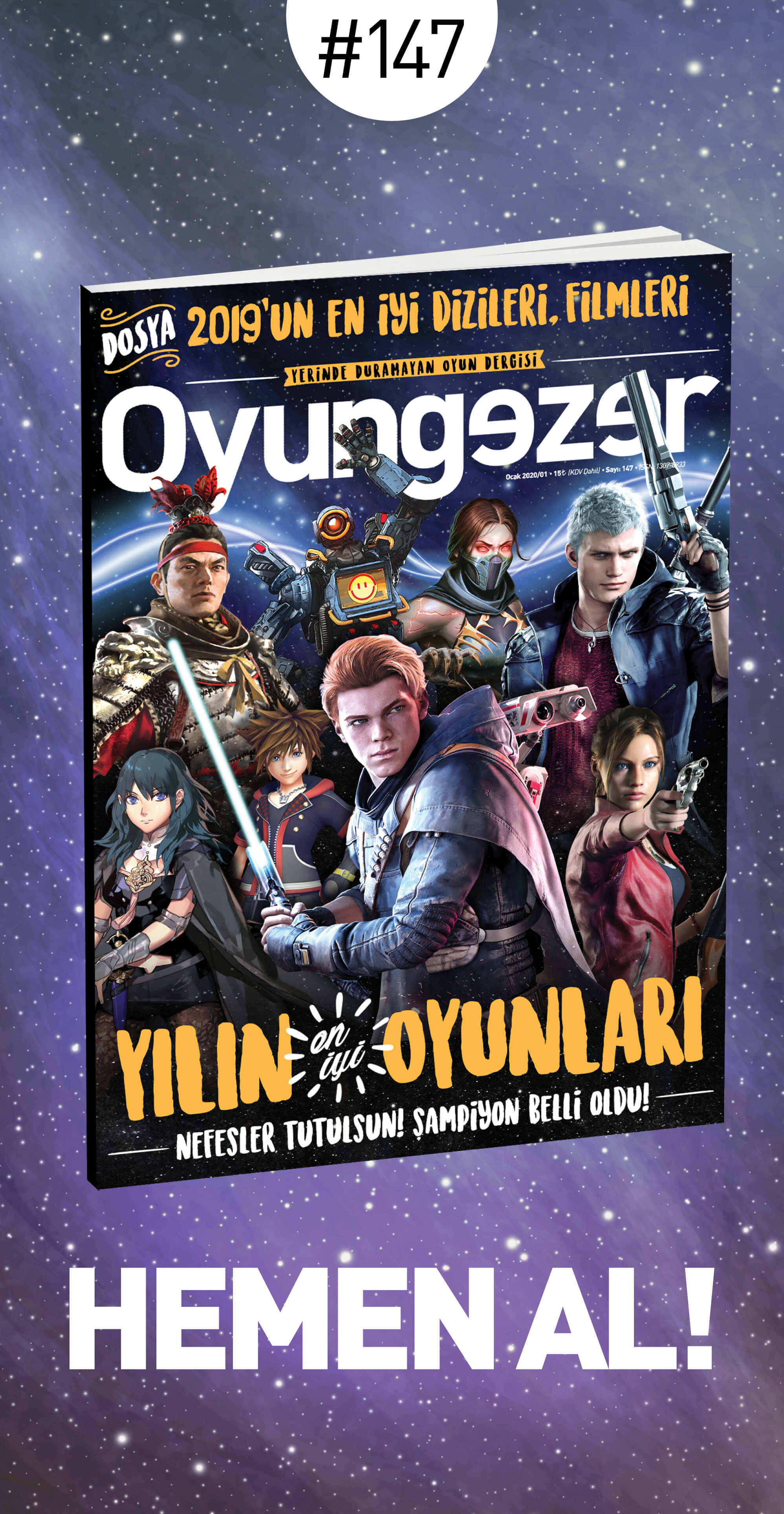 Oyungezer - Ocak 2020 Sayısı