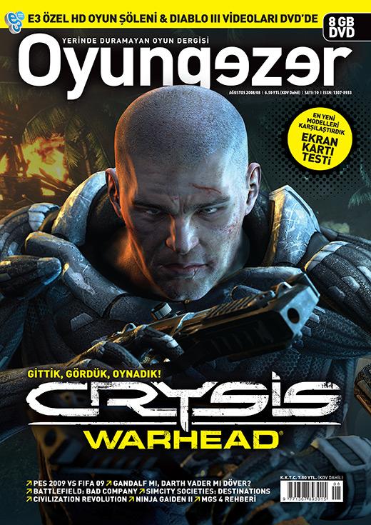 Oyungezer #10 Ağustos 2008