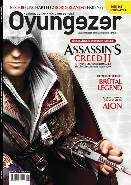 Oyungezer #25 Kasım 2009