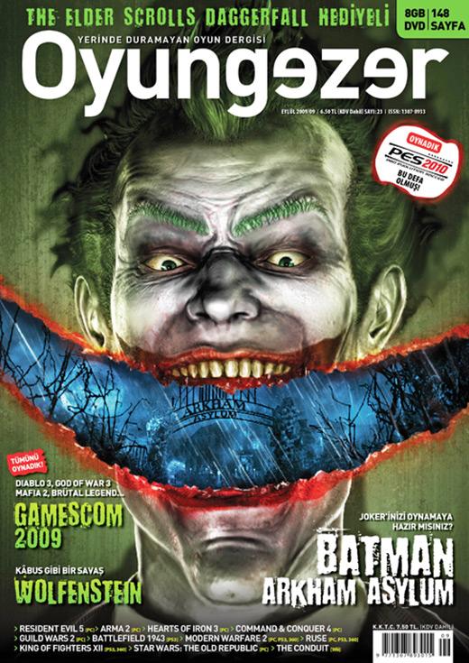 Oyungezer #23 Eylül 2009