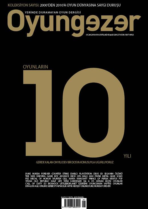 Oyungezer #27 Ocak 2010