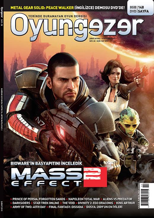 Oyungezer #28 Şubat 2010
