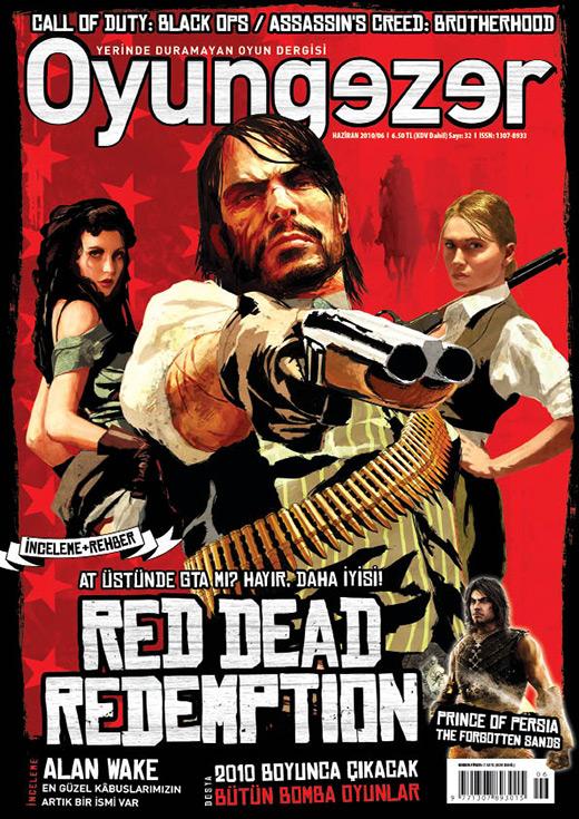 Oyungezer #32 Haziran 2010