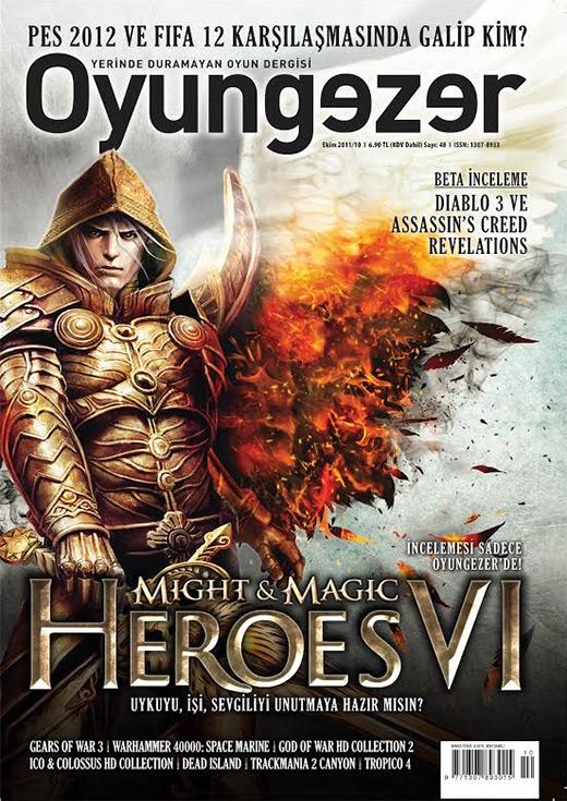 Oyungezer #48 Ekim 2011