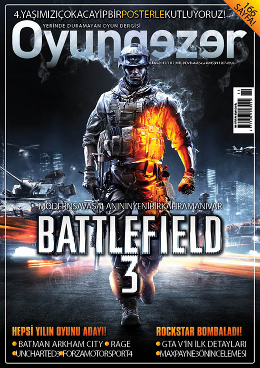 Oyungezer #49 Kasım 2011