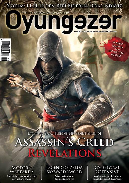 Oyungezer #50 Aralık 2011