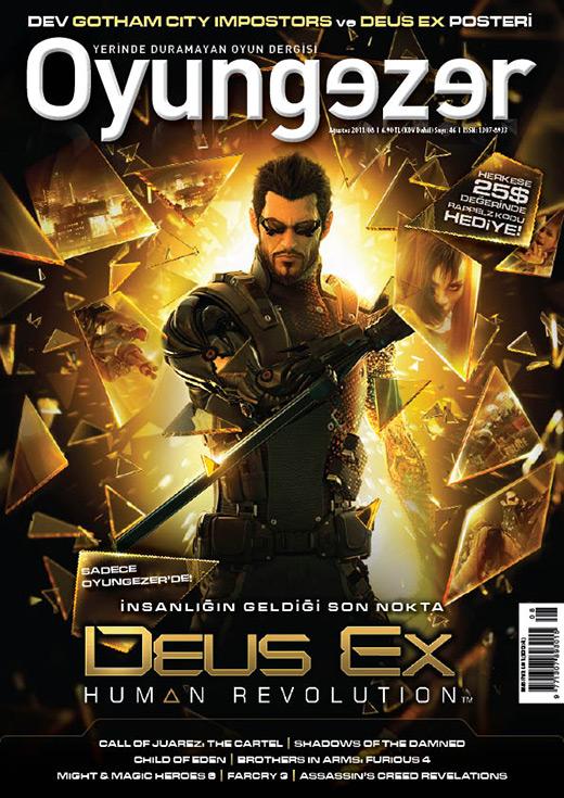 Oyungezer #46 Ağustos 2011
