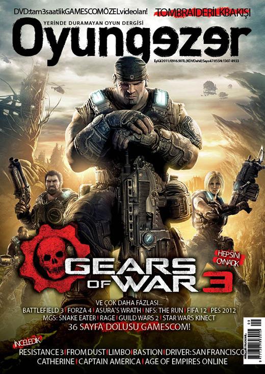 Oyungezer #47 Eylül 2011