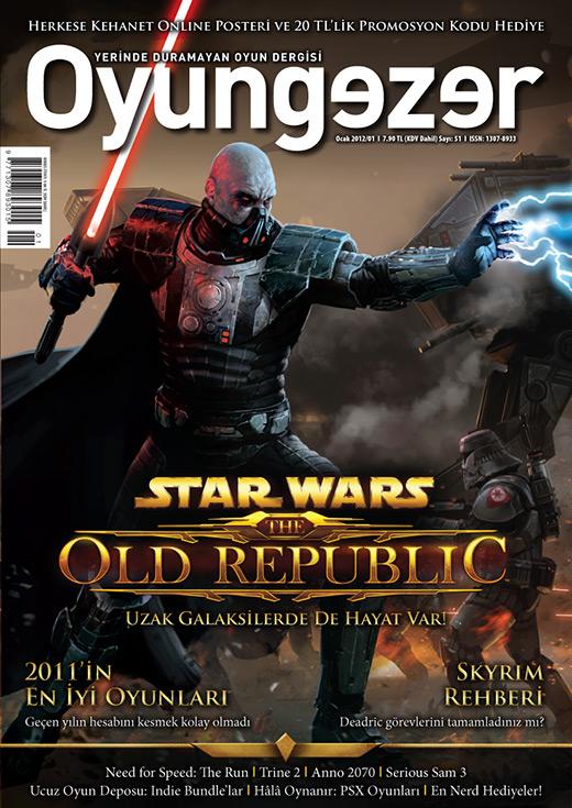 Oyungezer #51 Ocak 2012