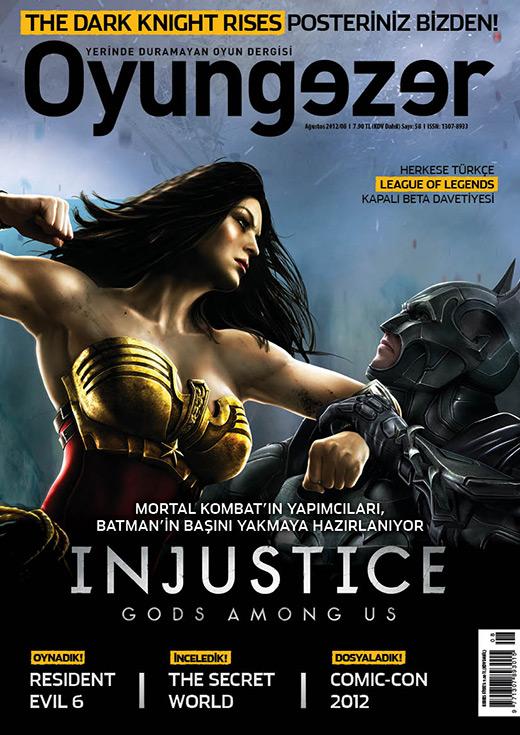 Oyungezer #58 Ağustos 2012