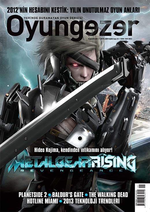 Oyungezer #63 Ocak 2013