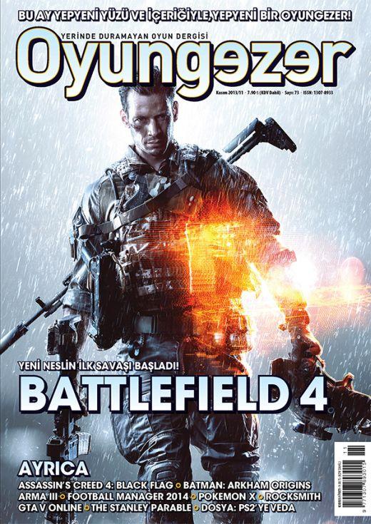 Oyungezer #73 Kasım 2013