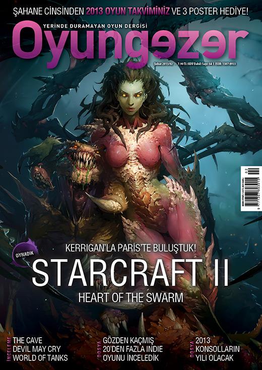 Oyungezer #64 Şubat 2013