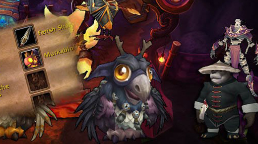 Bad Robot Pet Olarak World of Warcraft'ta Geliyor