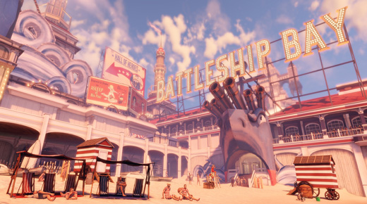 Dead End Thrills'ten Bioshock Infinite Seçmesi