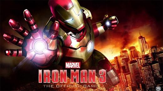 Iron Man 3 - Mobil İnceleme