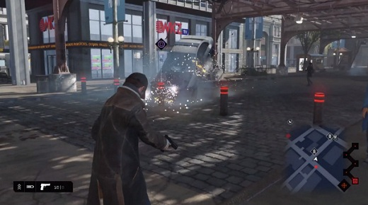 Watch_Dogs'dan Multiplayer Videosu