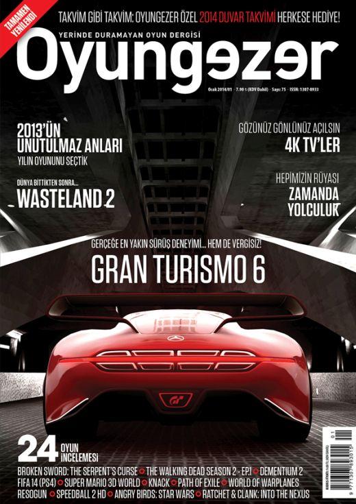 Oyungezer #75 Ocak 2014