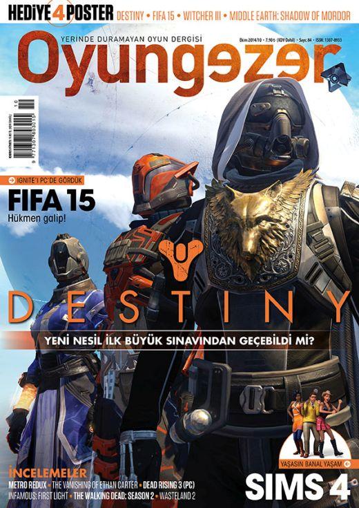 Oyungezer #84 Ekim 2014