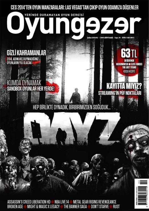 Oyungezer #76 Şubat 2014
