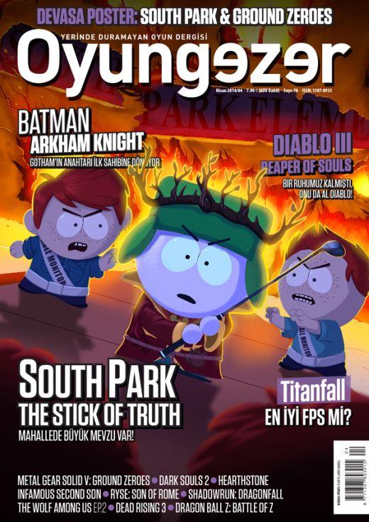Oyungezer #78 Nisan 2014