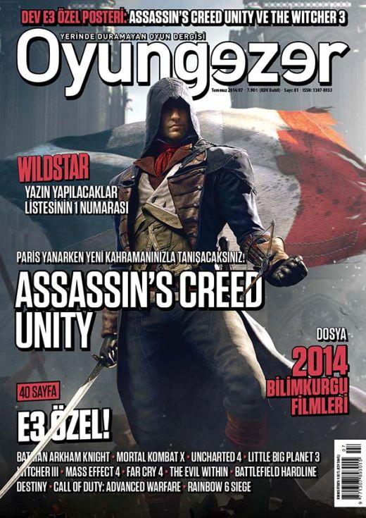 Oyungezer #81 Temmuz 2014