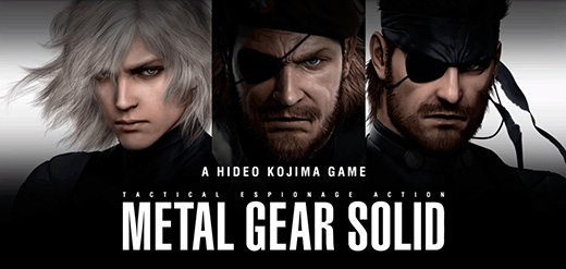 Metal Gear Tarihçesi