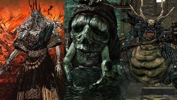 Dark Souls Serisinden Zorluklarıyla Ünlü 10 Boss