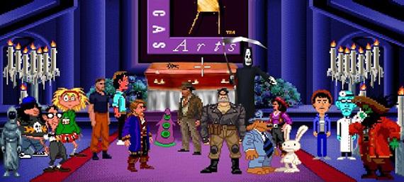 Macera Oyunlarının Unutulmaz Markası: LucasArts