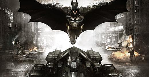 Kara Şövalye Arşivleri: Batman Oyunları Tarihçesi