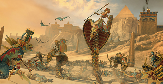 Total War: Warhammer 2 Rise of the Tomb Kings İnceleme