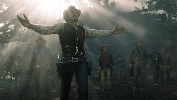 Red Dead Redemption 2 Hile Kodları