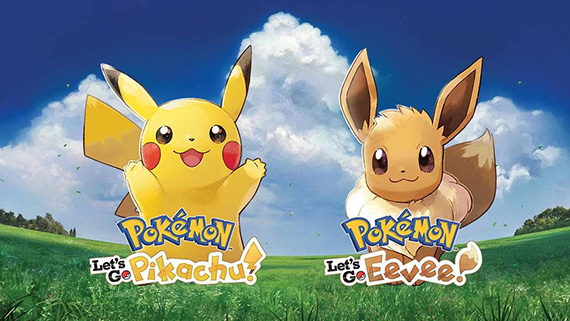 Pokemon: Let's Go Pikachu & Eevee! - İnceleme
