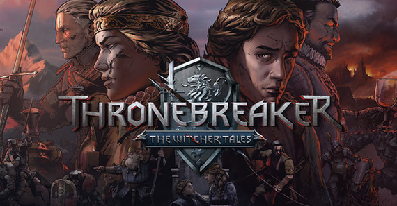 Thronebreaker: The Witcher Tales - İnceleme