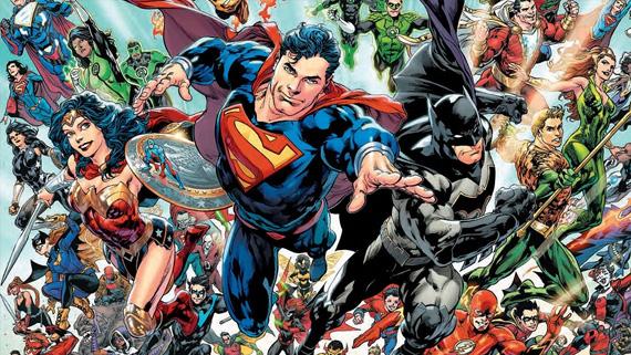 DC'nin 2019 Yılında Çıkaracağı 10 Heyecan Verici Proje