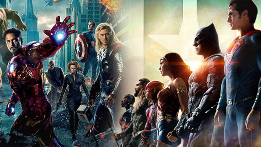 Canlandırdıkları Süper Kahramanlarla Özdeşleştirdiğimiz Oyuncular