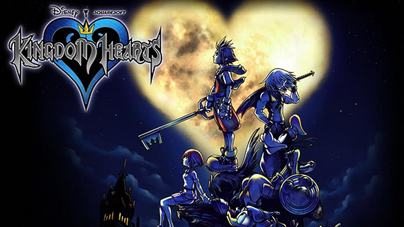Kingdom Hearts Tarihçesi