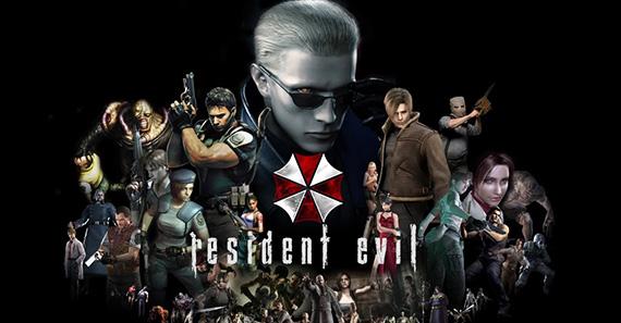 Dünden Bugüne Resident Evil Serisi