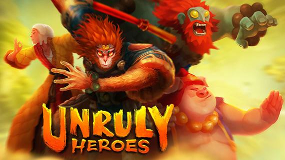 Unruly Heroes - İnceleme