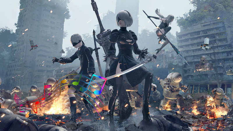 Unutulmaz Oyun Müzikleri: NieR: Automata - Weight of the World