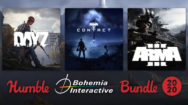 Humble Bundle'da Bu Hafta: Bohemia Interactive Bundle 2020