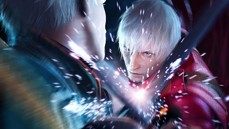Son Jeton - Devil May Cry 3