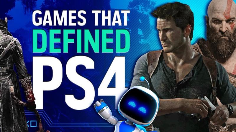 Sony, PS4 Nesline Damga Vuran Oyunları Tek Videoda Topladı