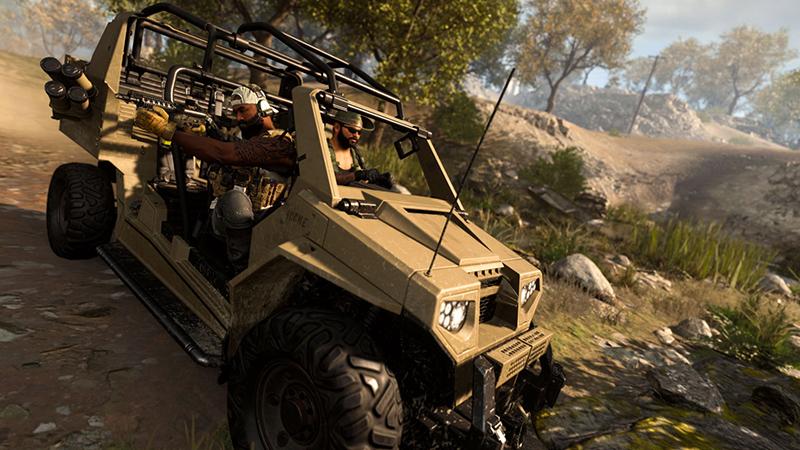 CoD: Warzone'daki Tüm Araçları Aynı Anda Patlatırsanız Ne Olur?