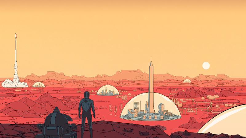 Epic Store'un Sıradaki Ücretsiz Oyunu – Surviving Mars