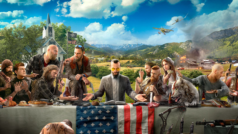 Far Cry 5 - İnceleme