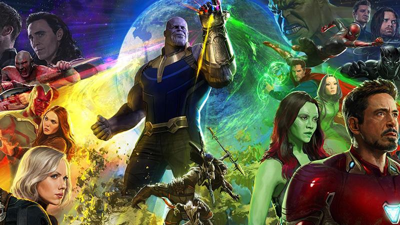 MCU Infinity Saga Filmlerinin Gişede Elde Ettikleri Hasılatlar