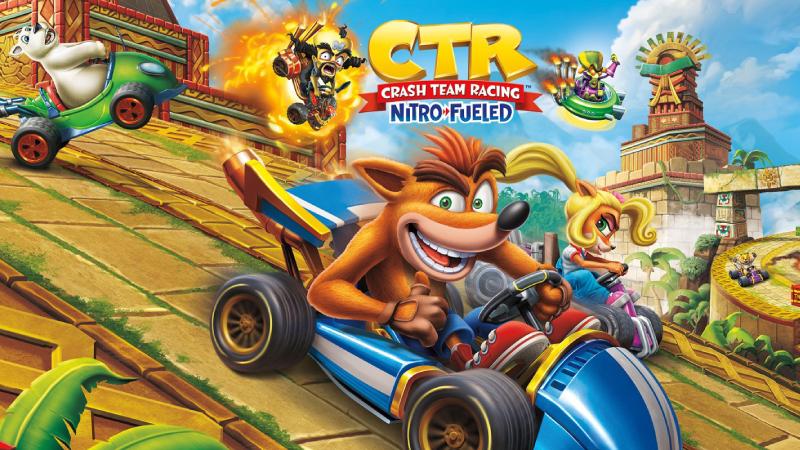 Crash Team Racing: Nitro-Fueled – İnceleme