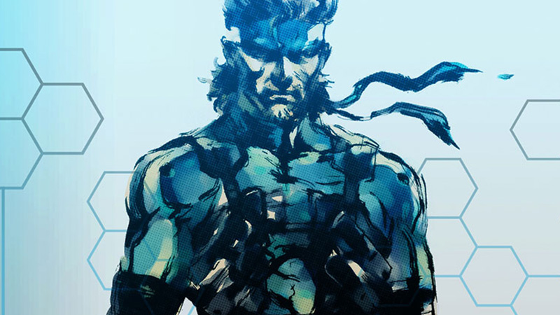 Son Jeton - Metal Gear Solid 2: Sons of Liberty