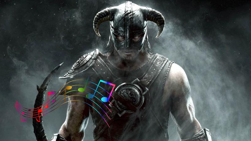 Unutulmaz Oyun Müzikleri: TES V Skyrim – Dragonborn